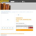 Samsonite B-Lite 3 Rolling Business Bag $99.95 Delivered (RRP $319) @ Luggage Gear