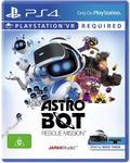 [PS4, PSVR] Astro Bot Rescue Mission $24 @ Amazon AU