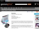 PS3 Dead Rising 2 Zombrex Edition $28.00 + Free Delivery @ GamesPlus