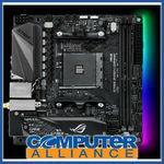 [eBay Plus] ASUS ROG STRIX B450-I Gaming Motherboard $186.15 Delivered @ Computer Alliance eBay