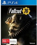 [Pre-Owned] [PS4] Fallout 76 $9, [PS4, XB1] Farcry 5 $19 @ EB Games