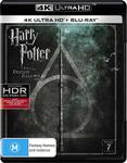 Harry Potter: Year 7 Part 2 (4K Ultra HD + Blu Ray) $14.99 + Delivery (Free with Prime/ $49 Spend) @ Amazon AU