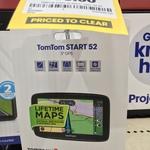 """[WA] TomTom Start 52 5"""" GPS $50 @ Officeworks (Midland)"""