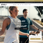 30% off Sitewide (Excludes MCS Compression) @ 2XU