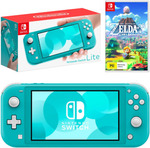[eBay Plus, Pre Order] Nintendo Switch Lite Console with Zelda: Link's Awakening $340.81 Delivered @ The Gamesmen eBay