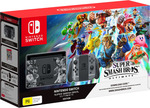 Nintendo Switch Console Super Smash Bros. Ultimate Edition $469 + Delivery (Free C&C) @ JB Hi-Fi