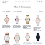 $11 off $100 Spend on Watches @ The Watch Outlet