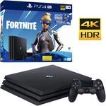 PlayStation 4 Pro 1TB Fortnite Bundle $351 Delivered @ The Gamesmen eBay