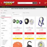 Various Battery Worklights Sale $2 @ Supercheap Auto