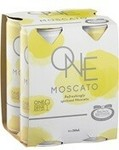 Brown Brothers Moscato One Cans 250ml X 4 $10.52 at First Choice Liquor