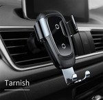 Baseus Qi Wireless Charger Gravity Air Vent Car Phone Holder AU $19.15  Delivered @ eSkybird