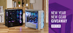 Win 1 of 2 Chassis & Cooler Bundles from Cooler Master