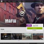 [PC] DRM-free download - Mafia - $4.95 AUD - GOG