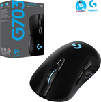 Win a Logitech G703 Lightspeed Wireless Gaming Mouse from SlickFlow/PC419