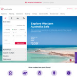 20% off (Excl Taxes & Fees) + 3x Cashrewards Cashback (up to 3%) Domestic Flights When You Book for 2+ People @ Virgin Australia