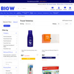 30% Off Selected Travel Toiletries & Skin Care Products ( e.g. Nivea Creme Tin 60ml $2.80 + More ) @ BIG W