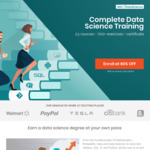 60% off Courses @ 365 Data Science