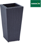 Rattan Effect Planter with Removable Pot $24.99 @ ALDI Special Buys