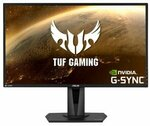 """ASUS TUF VG27AQ 27"""" 165hz WQHD HDR10 IPS G-Sync Compatible Gaming Monitor $619 + Delivery @ Skycomp"""