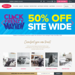 50% off Sitewide @ Tontine