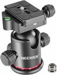 Neewer Professional Metal 360 Degree Rotating Panoramic Ball Head $24.99 + Delivery ($0 with Prime/ $39 Spend) @ Amazon AU