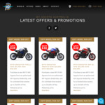 $3,000 off 19MY MV Agusta Motorcycles: Dragster 800 RR $25,000 Ride Away (Was $28,000) @ MV Agusta