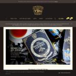 20% off Storewide + Free Box of Napoleon Tea Shortbread Cookies (Min Order SG $110 + Min SG $15 Delivery) @ TWG Tea