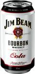 [WA] Jim Beam White & Cola 375ml Cans 6 Pack $14.99 @ Liberty Liquors