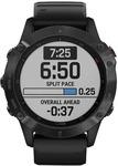 Garmin Fenix 6 Pro Watch (Black) $719 (after Discount Code) Delivered @ Kogan