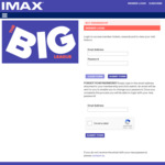 [VIC] IMAX Big League Membership Renewal for $1/Year (Normally $30/Year) @ IMAX Melbourne