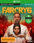 [PS4, XB1, XSX, Pre Order] Far Cry 6 $69 Delivered ($59 with APPONLY10 via Mobile App) @ Amazon AU