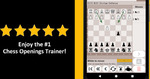 [Android] Chess Repertoire Trainer Pro - Build & Learn $1.49 @ Google Play - 85% OFF