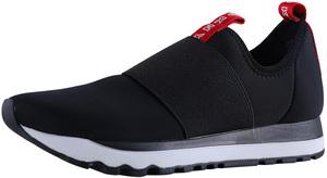 DKNY Women's Slip On Shoes (Red \u0026 Black