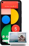 Pixel 5 $999 (+ Plan Cost) & Get a Free Google Nest Hub Max @ Telstra