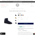 Made by Ugg Australia Mini Uggs $58.00 Delivered (Made in Australia, Usually $165) @ Ugg Australia