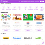 10% Cashback on Gift Cards at The Card Network (TCN) + $10 Bonus for New Users @ Plastiq.it