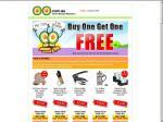 Buy one get one FREE OO.com.au