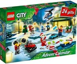 LEGO City Advent Calendar 60268 $31.20, LEGO Satellite Service 60224 and 4 Other Sets $7.20 Each @ Big W
