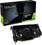 Galax GeForce GTX 1650 Super 4GB Graphics Card $215 Delivered @ PC Byte via Amazon Au