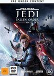 [PC] Star Wars Jedi Fallen Order $28 + Delivery ($0 with Prime/ $39 Spend) @ Amazon AU
