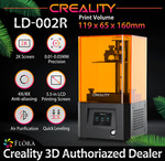 3D RESIN Printer CREALITY LD-002R $271.96 Delivered (Was $339.95) @ Floralivings eBay