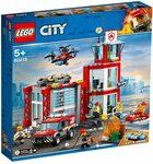 LEGO City Fire Station 60215 - $63.41 Delivered @ Amazon AU