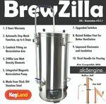BrewZilla 65L - Gen.3.1.1 - $550 @ Kegland