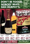 3 Days Only! Grant Burge $17.90, Johnnie Walker $36.90, James Boag's $37.90, Jim Beam & More!