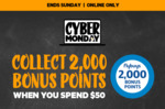 2000 Bonus flybuys Points (Worth $10) with $50+ Online Spend @ First Choice Liquor