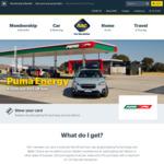 [WA] 10c/L off Fuel at Murdoch Puma Energy (RAC Membership Required)