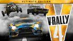 [Switch] V-Rally 4 Ultimate Edition $26.25 (was $105)/WRC 8 FIA World Rally Championship $18.75 (was $75) - Nintendo eShop