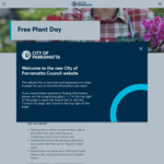[NSW] Free - Up to 4 Plants for Residents of Parramatta Local Government Area @ City of Parramatta