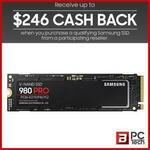 [Afterpay] Samsung 980 PRO 2TB M.2 NVMe PCIe Gen4 SSD $468 ($424 after $44 Cashback) @ BPC Technology eBay