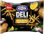 Birds Eye Deli Chips or Seasoned Roast Potatoes 600g $2 @ Woolworths